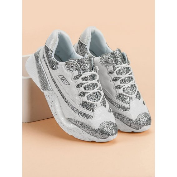 Športové topánky s brokátom Vices