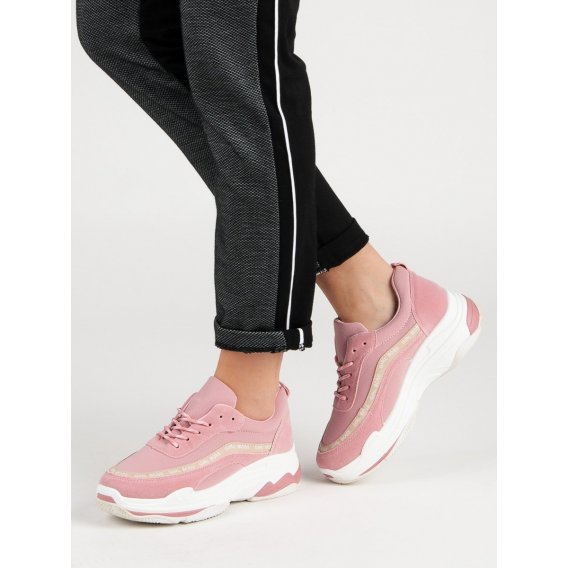 Športové ružové topánky Vices