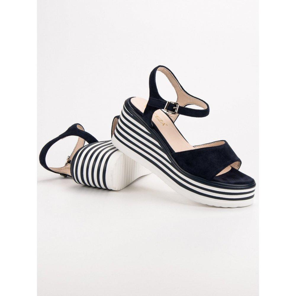 1b54550282f24 Pohodlné sandále na kline - RIOtopánky.sk