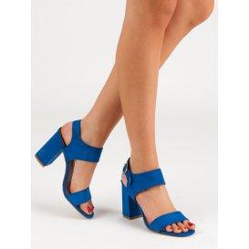 Modré sandále Vinceza