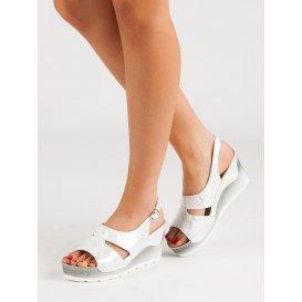 Ľahké sandále na kline Vinceza