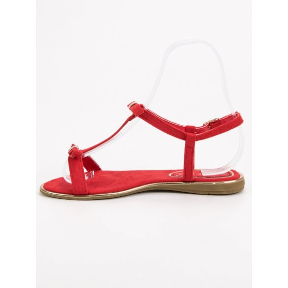 Sandále s mašľou Vinceza