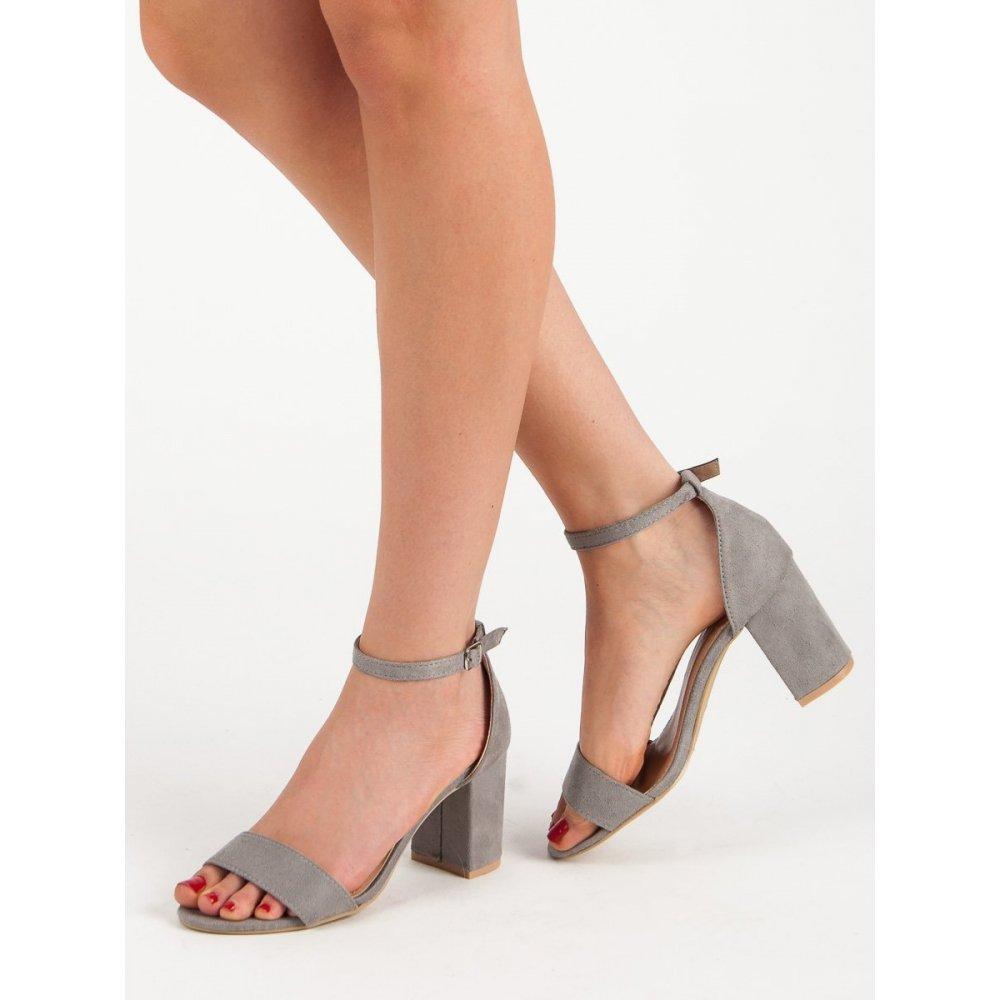 6ab87ffbe994 Elegantné semišové sandále - RIOtopánky.sk