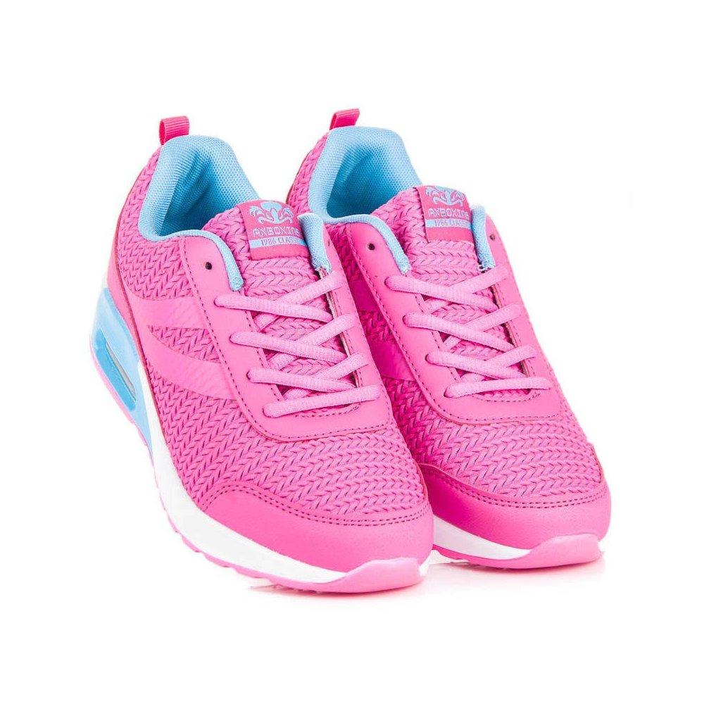 3f1684ef6e59 Módne športové topánky B8194PE-BL - RIOtopánky.sk