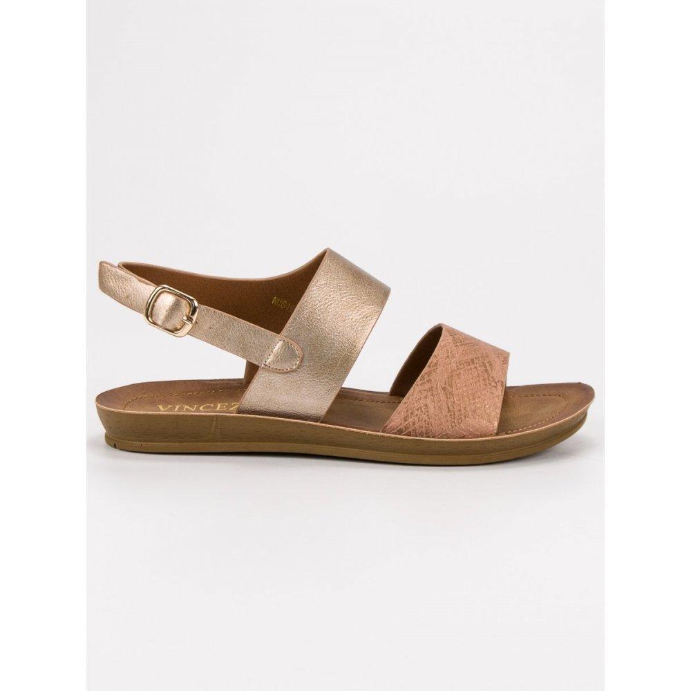7c05b88247e9 Pohodlné sandále Vinceza - RIOtopánky.sk