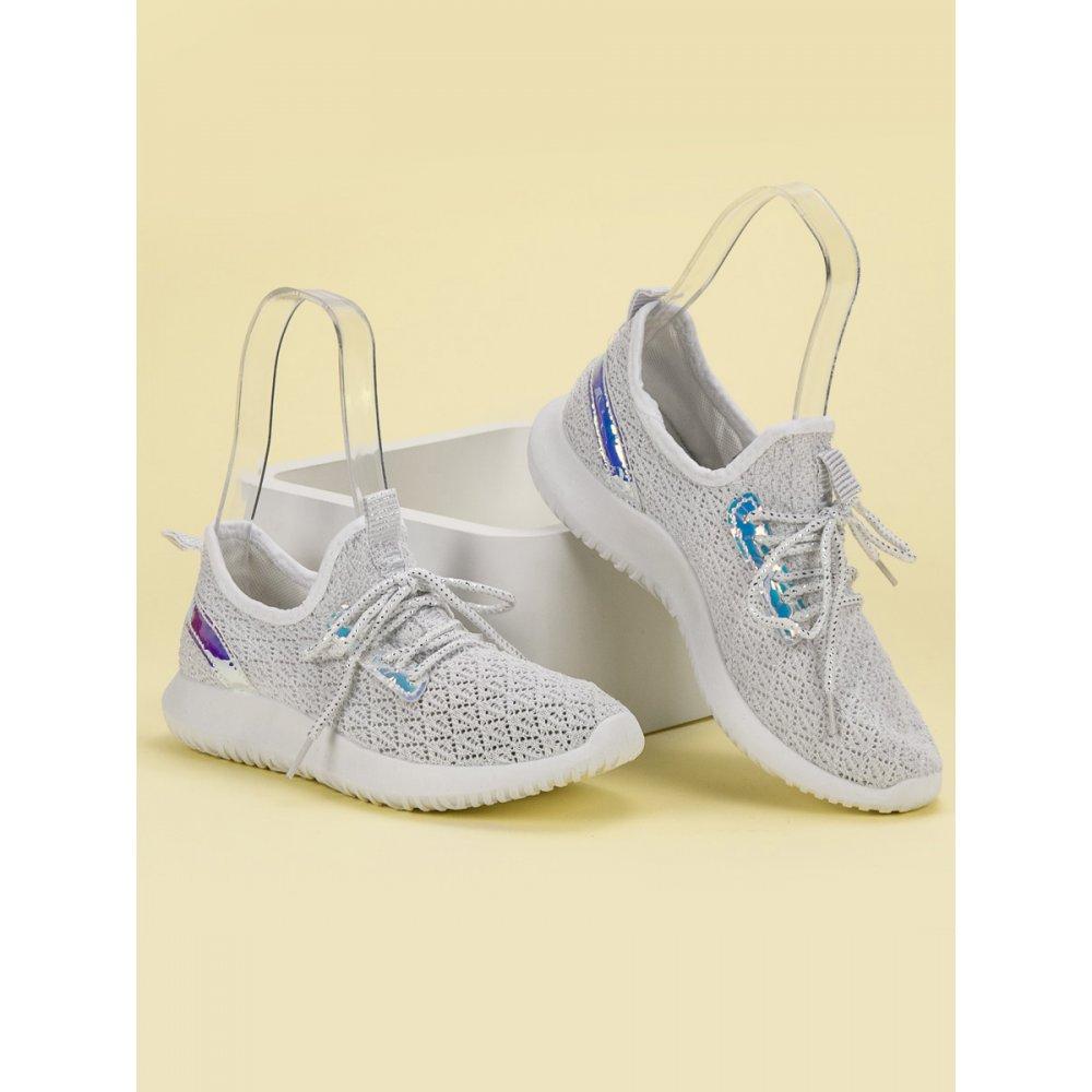 e45e41842ad8c Biele športové topánky - RIOtopánky.sk