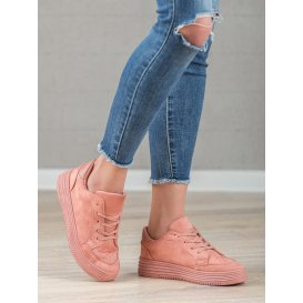 Semišové športové topánky