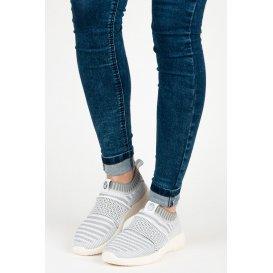 Nazúvacie textilné tenisky K1833501BLA