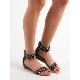 Rockové sandále