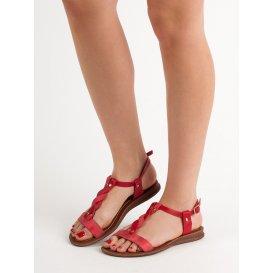 Ploché sandálky