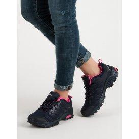 Čierne topánky trekové