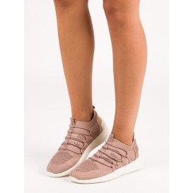 Textilná nazúvacia športová obuv K1833601NU