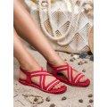 Pohodlné dámska sandále