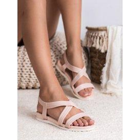 Nazúvacie gumené sandále