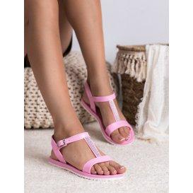 Gumové sandále