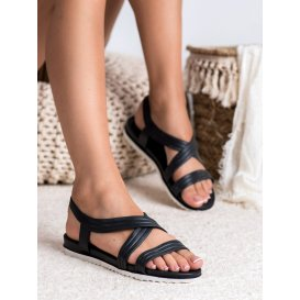Nazúvacie gumové sandále