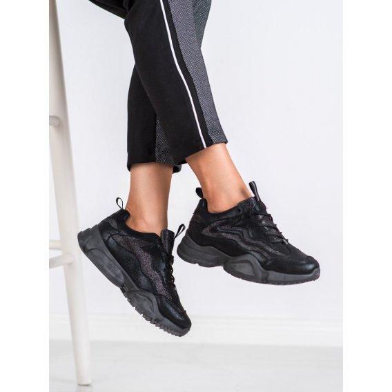 Brokátové sneakersy