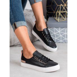 Čierne topánky McKeylor