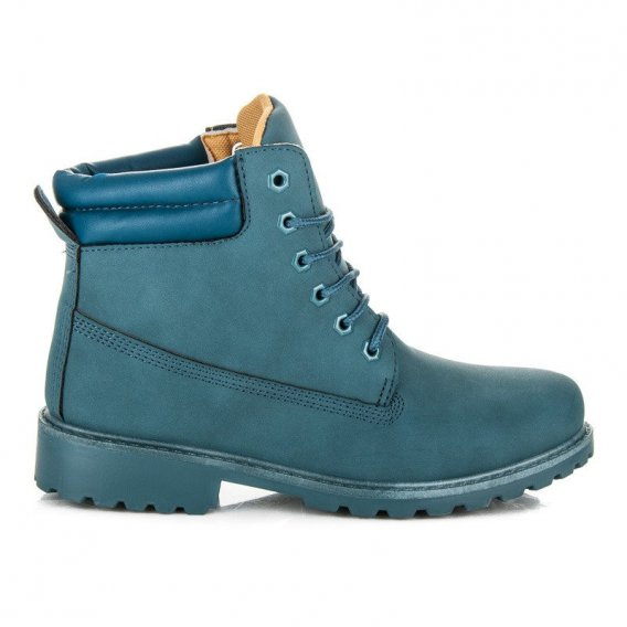 Dámske členkové topánky Trapery BL81N