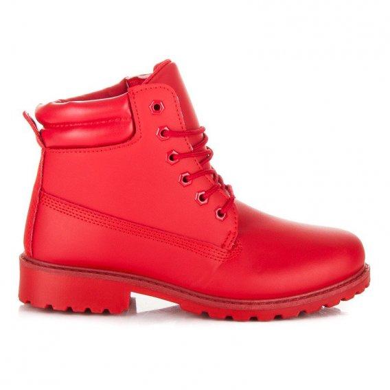 Dámske členkové topánky Trapery BL81R