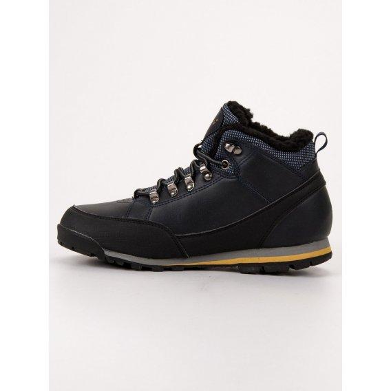 Zateplené trekové topánky McKeylor