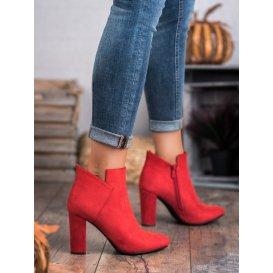 Sexy semišové topánky