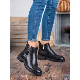Nízke topánky na zips