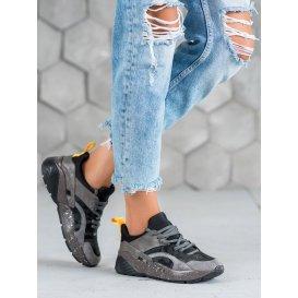 Pohodlné maskáčové sneakersy