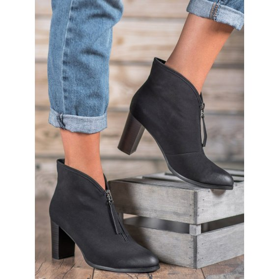 Topánky na zips Vinceza