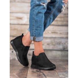 Nazúvacie dámske topánky