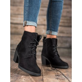 Pohodlné topánky na podpätku