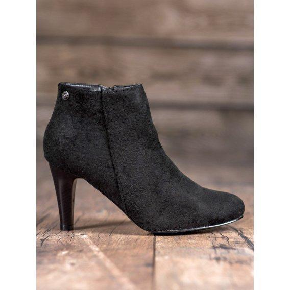 Sexy čierne topánky