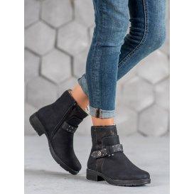 Zateplené dámske topánky