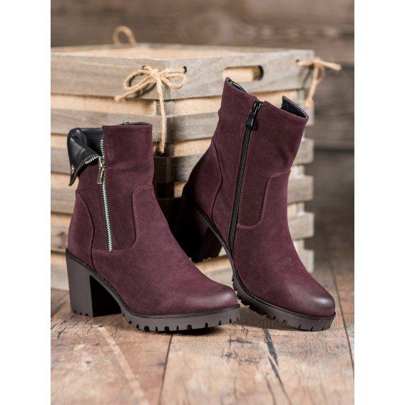 Čierne topánky Vinceza