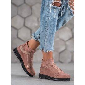 Vsúvaná dámska obuv
