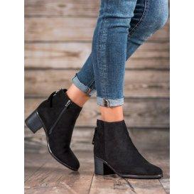 Klasicke´semišové topánky