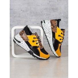 Sneakersy s hadím vzorom Vices