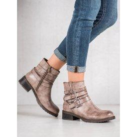 Klasické béžové topánky