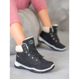 Zateplené zimné topánky