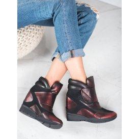 Sneakersy na zips