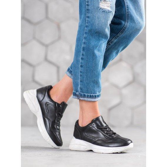 Čierne sneakersy