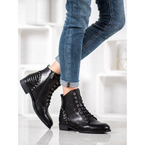 Elegantné členkové topánky Vinceza