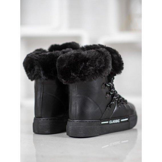 Čierne snehule Classic