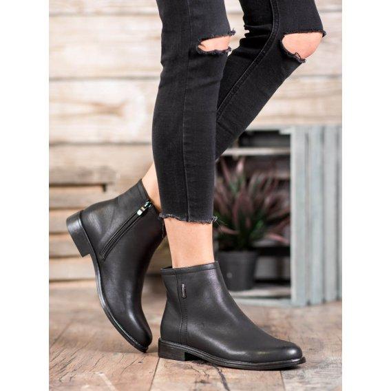 Klasické zateplené členkové topánky