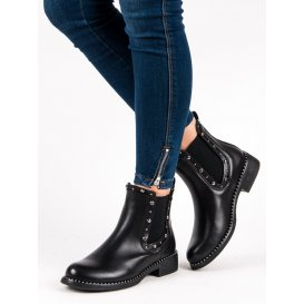 Rockové topánky pérka RXJ01B