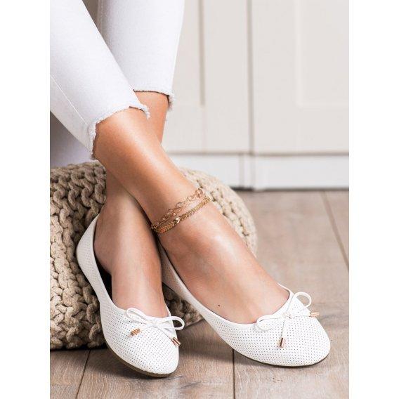 Biele baleríny