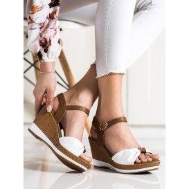 Módne sandálky na kline Sergio Leone