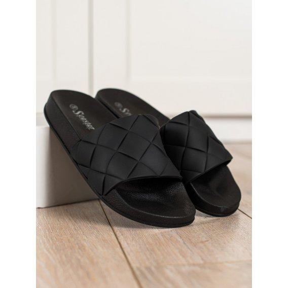 Pohodlné gumové šľapky