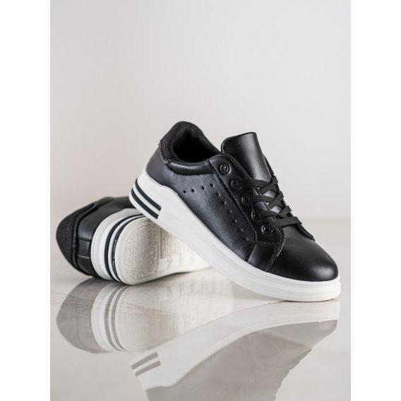 Sneakersy s brokátovými detailami