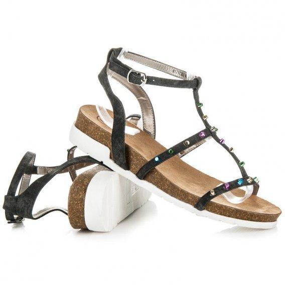 Sandále na kline Kylie K1717302NE